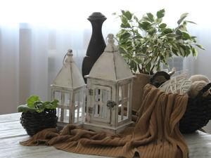 Как сделать фонарь из картона. Ярмарка Мастеров - ручная работа, handmade.
