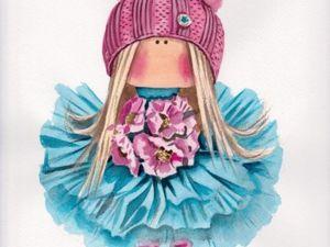 Распродажа интерьерных кукол!!!. Ярмарка Мастеров - ручная работа, handmade.