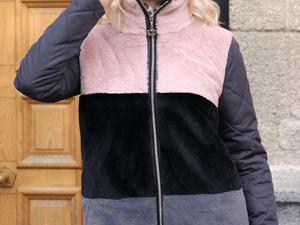 Меховая куртка для автоледи. Ярмарка Мастеров - ручная работа, handmade.