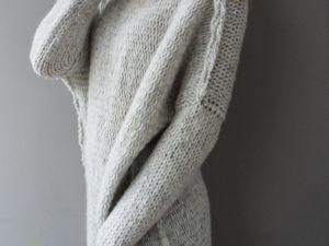 Появился в Наличии свитер-платье CLOUD. Ярмарка Мастеров - ручная работа, handmade.