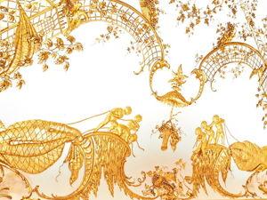 Sanssouci — звучит, как музыка :-). Ярмарка Мастеров - ручная работа, handmade.