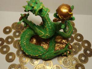 Создаем дракона. Ярмарка Мастеров - ручная работа, handmade.