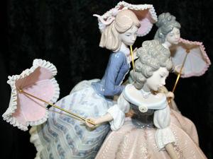 Lladro — самый нежный и романтичный фарфор в мире. Ярмарка Мастеров - ручная работа, handmade.