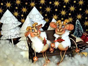 «С неба звездочку достану»: шьем брелок в виде овечки. Ярмарка Мастеров - ручная работа, handmade.