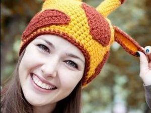 «Уж небо осенью дышало», — пора надевать шапки. Ярмарка Мастеров - ручная работа, handmade.