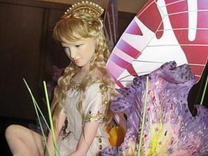Небольшая поэтапка лепки головы милой девушки (в последующем - кукла Принцесса Эльфов). Ярмарка Мастеров - ручная работа, handmade.