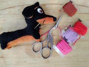 О бедной собаке замолвите слово, или Какая у вас игольница?. Ярмарка Мастеров - ручная работа, handmade.