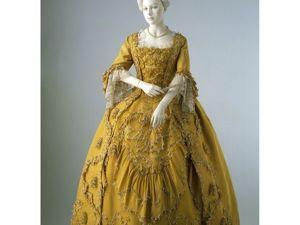 Мода 18 века. Ярмарка Мастеров - ручная работа, handmade.