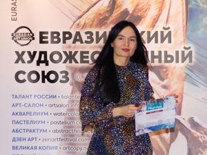 Награждение на конкурсе Pastelium 2021. Ярмарка Мастеров - ручная работа, handmade.
