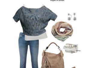 Felt-ы: модные луки с войлочными изделиями. Ярмарка Мастеров - ручная работа, handmade.
