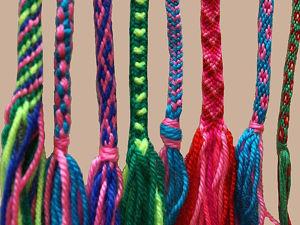 Плетение кумихимо. Плетем шнур своими руками. Ярмарка Мастеров - ручная работа, handmade.