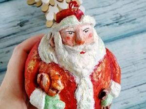 Кому Деда Мороза? Выбирайте любого из 8!. Ярмарка Мастеров - ручная работа, handmade.