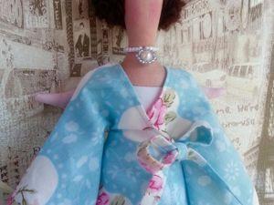 Весенняя Тильда — Ангел с птицей. Ярмарка Мастеров - ручная работа, handmade.