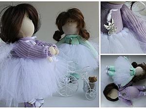 Видео мастер-класс: шьем куколку «Валентинку». Ярмарка Мастеров - ручная работа, handmade.