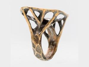 Изготовление кольца «Жираф» из бронзовой глины. Часть 1: замес глины. Ярмарка Мастеров - ручная работа, handmade.