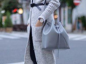 Модный словарь: сумка-торба. Что это и как ее носить. Ярмарка Мастеров - ручная работа, handmade.