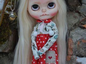 Маруся. New Girl. Custom Blythe. Ярмарка Мастеров - ручная работа, handmade.