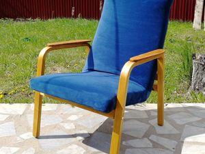 Кресло цвета  «Темная ночь». Ярмарка Мастеров - ручная работа, handmade.