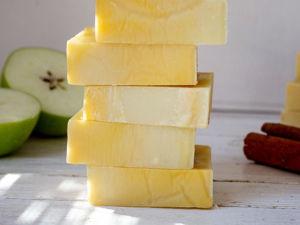 «Яблоки, корица»  с маслом жожоба. Ярмарка Мастеров - ручная работа, handmade.