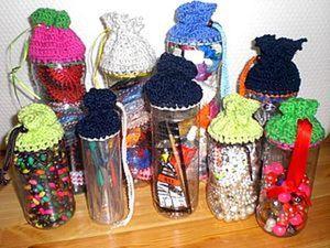 Вторая жизнь пластика. Ярмарка Мастеров - ручная работа, handmade.