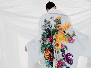 Философия природы: модная коллекция от Nguyen Cong Tri. Ярмарка Мастеров - ручная работа, handmade.