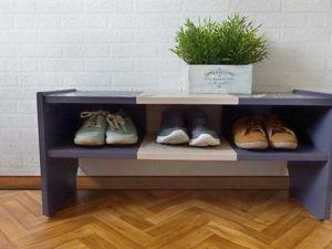 Видеоурок: переделка старой обувницы. Ярмарка Мастеров - ручная работа, handmade.
