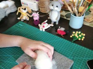 13 советов новичкам, которые помогут при валянии своих изделий. Ярмарка Мастеров - ручная работа, handmade.