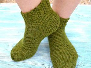 Из чего должны быть носки? Как выбрать?. Ярмарка Мастеров - ручная работа, handmade.