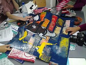 Заметки дизайнера поверхностей или как открыть тайны печати по ткани всего за 7 дней. Ярмарка Мастеров - ручная работа, handmade.