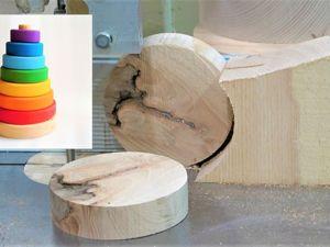 Как увеличить скорость производства деревянных пирамидок?. Ярмарка Мастеров - ручная работа, handmade.