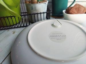 Что вас ждет на обороте тарелок. Ярмарка Мастеров - ручная работа, handmade.