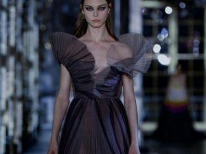 Сказочная коллекция Christian Dior Ready-to-wear Осень-зима 2021-2022. Ярмарка Мастеров - ручная работа, handmade.