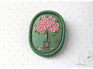 Учимся делать цветы из полимерной глины при помощи Etch N Pearl. Ярмарка Мастеров - ручная работа, handmade.