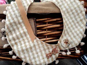 Творим красоту: шьем воротничок. Ярмарка Мастеров - ручная работа, handmade.
