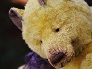 Новые работы Медведи и другие животные  из шелка и не только. Ярмарка Мастеров - ручная работа, handmade.