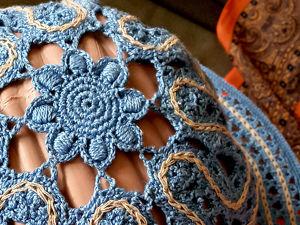 Видео шляпки  «Синяя птица». Ярмарка Мастеров - ручная работа, handmade.