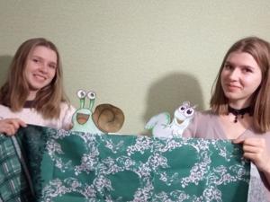 Часть3. Кукольный театр). Ярмарка Мастеров - ручная работа, handmade.