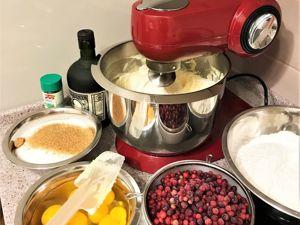 Летний ягодный кекс: пошаговый рецепт с фото. Ярмарка Мастеров - ручная работа, handmade.