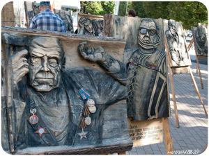 Безсмертный полк Валаама, передвижной музей Памяти. Ярмарка Мастеров - ручная работа, handmade.