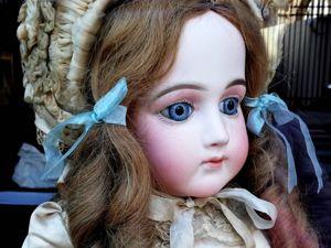 Мои прекрасные куклы Жюмо. Ярмарка Мастеров - ручная работа, handmade.