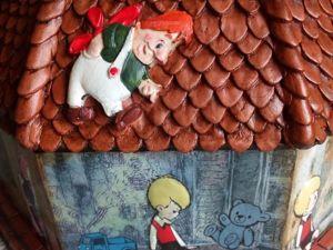 Короб  «Самый лучший в мире Карлсон». Ярмарка Мастеров - ручная работа, handmade.