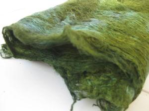 Что такое крашеное шелковое одеяло. Ярмарка Мастеров - ручная работа, handmade.
