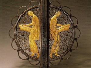 Яркий представитель арт-деко Edgar Brandt и его прекрасные кованые работы. Ярмарка Мастеров - ручная работа, handmade.
