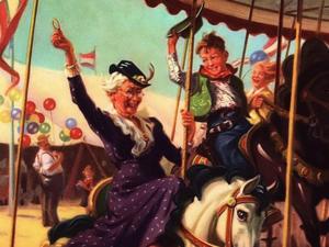 К такой бабушке точно захочется уехать на всё лето! 16 иллюстраций, которые напоминают о самых счастливых моментах с нашими родными стариками. Ярмарка Мастеров - ручная работа, handmade.