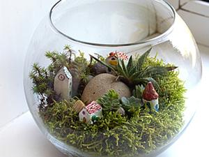 Создаем сад на окне. Ярмарка Мастеров - ручная работа, handmade.