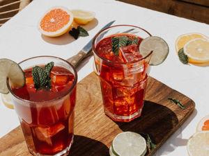 Освежись со вкусом: 5 простых рецептов прохладительных напитков, которые помогут пережить жару. Ярмарка Мастеров - ручная работа, handmade.