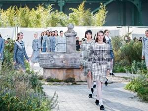 «Школьное»  настроение в мире высокой моды: ТОП-30 утончённых образов из новой весенне-летней коллекции Haute Couture Chanel 2020. Ярмарка Мастеров - ручная работа, handmade.