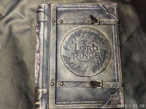 Создаем c нуля книгу Властелин колец. Ярмарка Мастеров - ручная работа, handmade.