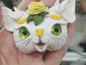 Полимерная глина  «Сказочные игрушки». Ярмарка Мастеров - ручная работа, handmade.