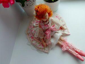 Шьем сапожки для куколки в стиле тильда. Ярмарка Мастеров - ручная работа, handmade.